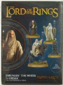 LOTR 3049 Saruman The White & Grima